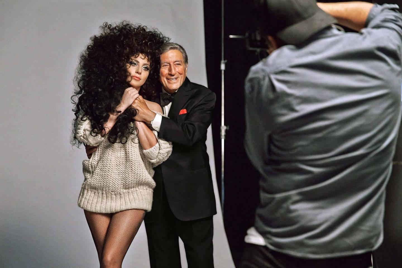 Lady Gaga et Tony Bennett pour la campagne H&M