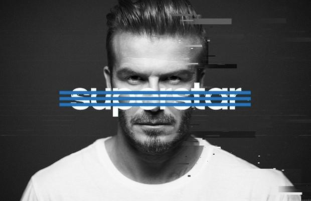 David Beckham pour Adidas